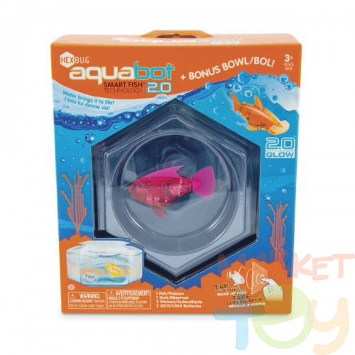 Набор Aquabot 2.0 with LED and Bowl