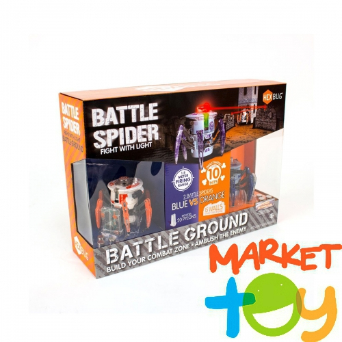Набор Battle Ground Spider